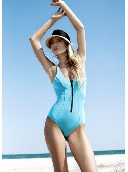 Costum de baie deep blue