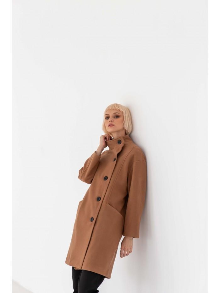 Palton elegant din lana - diferite culori