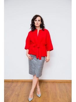 Jacheta GIYA stofa bucle - diferite culori